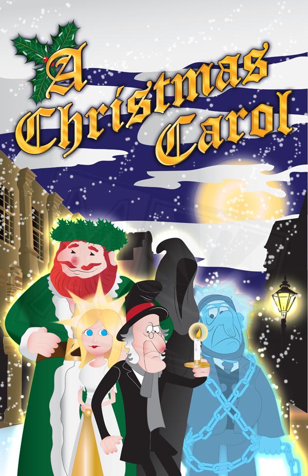 A Christmas Carol Poster Art
