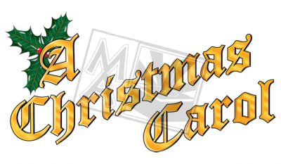 A Christmas Carol Title Treatment