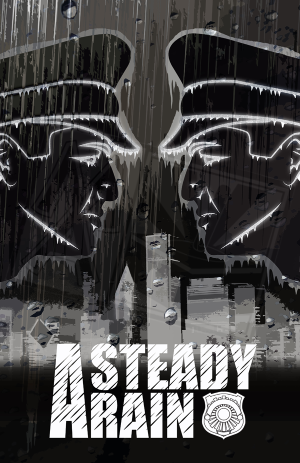 A Steady Rain Poster Art
