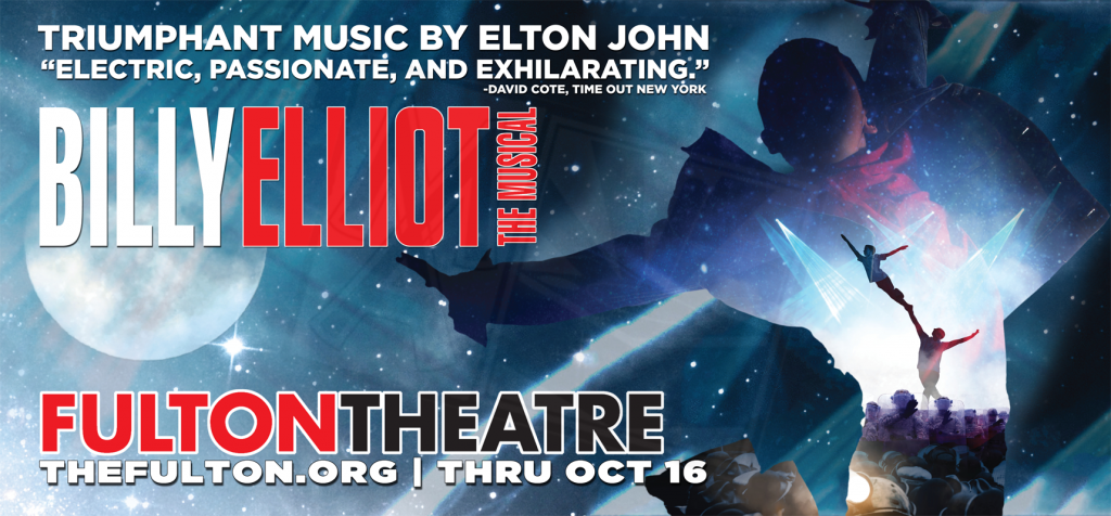 Billy Elliot the Musical Billboard