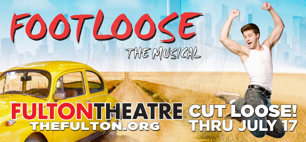 Footloose the Musical Billboard 1