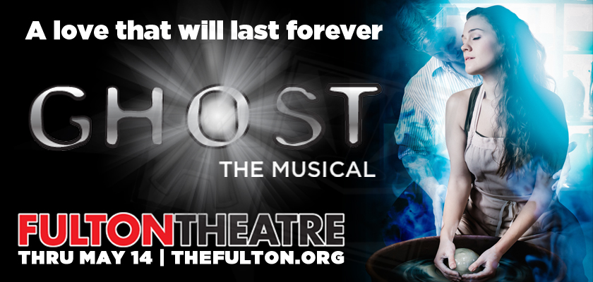 Ghost the Musical Billboard