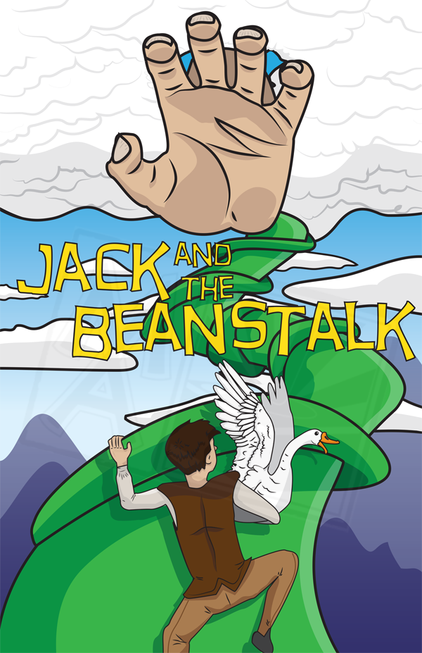 Jack and the Beanstalk Poster Art