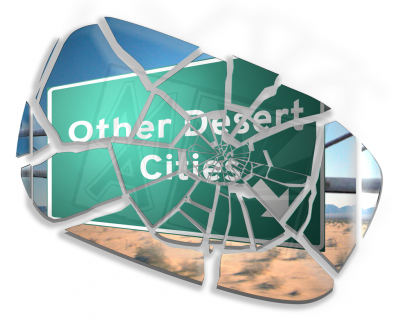 Other Desert Cities Title Treatment