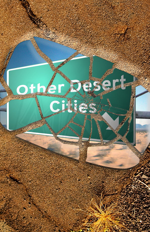 Other Desert Cities Poster Art