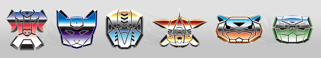 Animal Themed Transformer Emblems