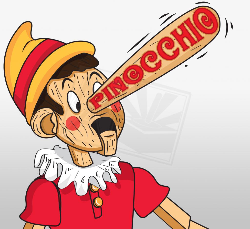 Unused Pinocchio Concept